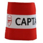 Arsenal Captains Armband (Red)