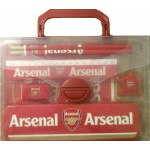Arsenal Stationary Carry Gift Set
