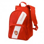 Arsenal Striped Back Pack