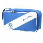 Everton Striped Football Boot Bag