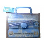 Manchester City Stationary Carry Gift Set