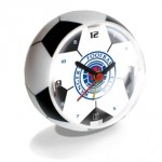 Rangers Football Clock