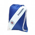 Rangers Striped Gym Bag