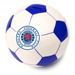 Rangers Ceramic Football Money Box