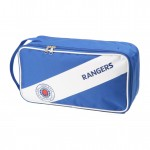 Rangers Striped Football Boot Bag