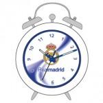 Real Madrid Bell Alarm Clock