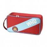West Ham Striped Boot Bag