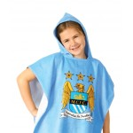 Manchester City Hooded Towel