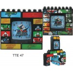 Thomas 2 Sided Puzzle Clock