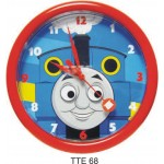 Thomas Rotating Eyes Wall Clock