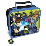 ben 10 AF Deluxe Rect Lunch bag 93287