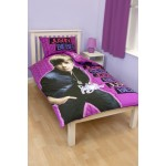 "Justin Bieber ""Fever"" single duvet set"