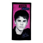 Justin Bieber beach towel fever